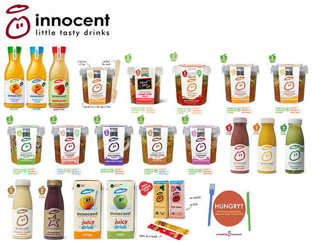 packaging innocent