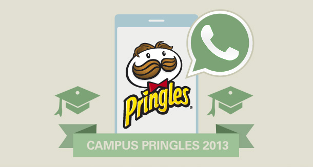pringles whatsapp